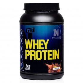 Proteína Nitro-Tech x4 Libras de Muscletech + Remera + Vaso
