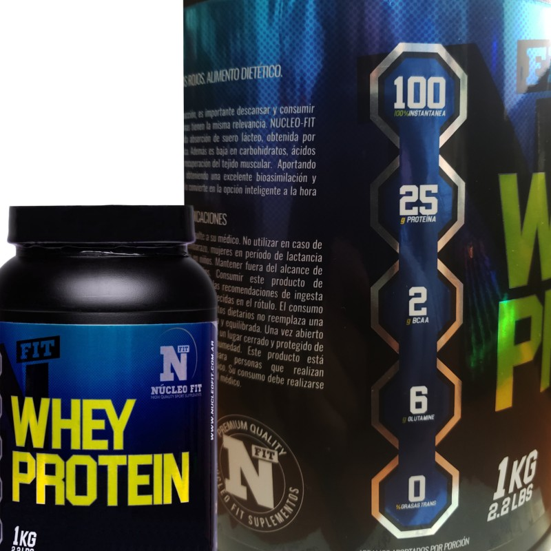 Proteina HTN Usa Whey Protein x1 kg + Vaso + Barra