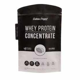 Whey Concentrate 2 lbs Protein Project Stevia