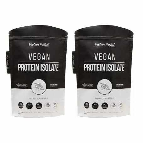 2 Vegan Protein Isolate 2 lbs Protein Project