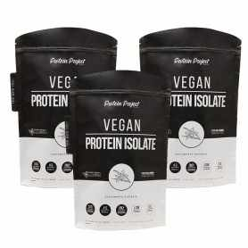 3 Vegan Protein Isolate 2 lbs Protein Project