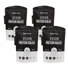 4 Vegan Protein Isolate 2 lbs Protein Project