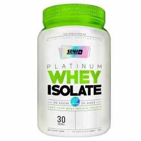 Proteína Platinum Whey Isolate 2 lbs (907 grs) Star Nutrition