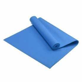 Yoga Mant Colchoneta de Goma Eva 5 mm Azul