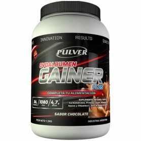 Ganador de masa muscular Pulver 1.5 kg
