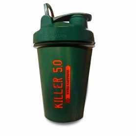 Shaker Blender bottle 400 ml Killer 5.0