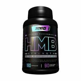 HMB de 180 cápsulas de Star Nutrition