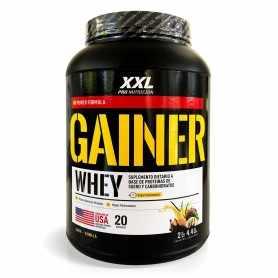 Ganador de peso XXL 2 kg Proteína + Carbohidrtatos y Aminos