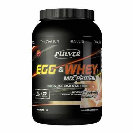 Proteína Mixta Egg & Whey Pulver x1 kg