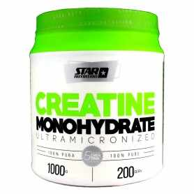 Creatina Monohidrato 1 kg Star Nutrition 100% micronizada