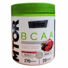 mTor Bcaa 8:1:1 de Star Nutrition x 270 gramos