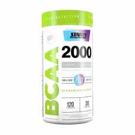 Bcaa 2000 de Star Nutrition x 120 cápsulas