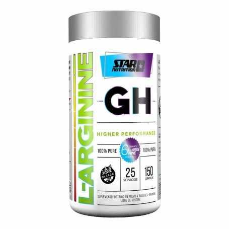 L-Arginina 150 grs de Star Nutrition Oxido Nitrico