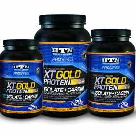 ( 3 unidades) Proteína XT Gold HTN de 1 kg