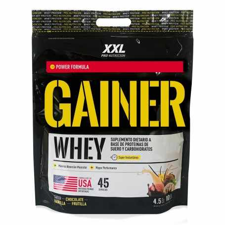 Ganador de masa muscular 4.5 kg XXL Pro Nutrition