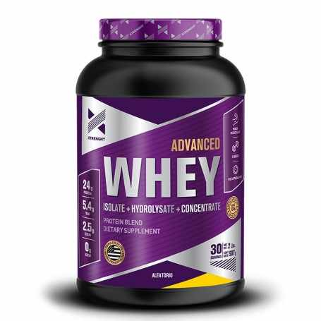 Advanced Whey Protein de 2 Lbs Xtrenght