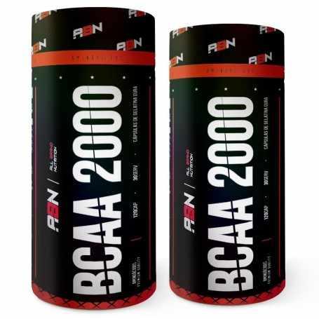 2 Bcaa Ramificados 120+120 cápsulas de ABN