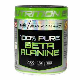 Beta Alanina 100% de Star Nutrition x 300 grs
