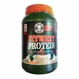 Proteína de suero de leche Fit Whey 2 Lbs - Generation Fit