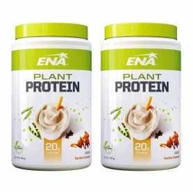 2 Plant Protein de Ena Sport 375 +375 grs
