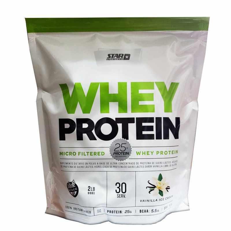 Whey Protein por 2 Kilos de Nutrilab