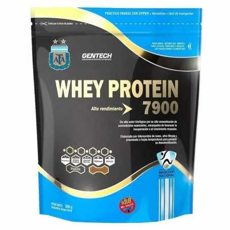 Whey Protein 7900 de Gentech x1 kg