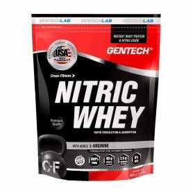 Nitric Whey 500 grs de Gentech