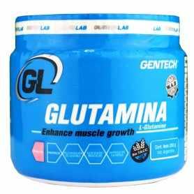 Glutamina 250 grs de Gentech (Pomelo)