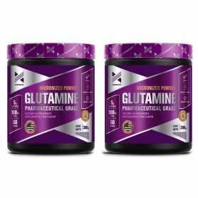 2 Glutamina 300 grs de Xtrenght Nutrition