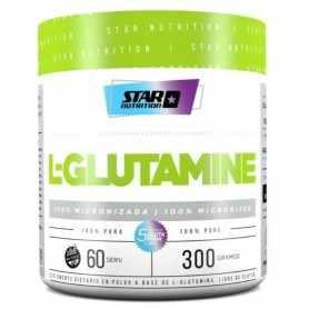 Glutamina Micronizada Pura 300 grs Star Nutrition