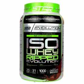 Iso Whey Ripped 1 kg de Star Nutrition