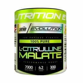 Citrulina Malate 300 grs Star Nutrition Precursor de Óxido Nítrico