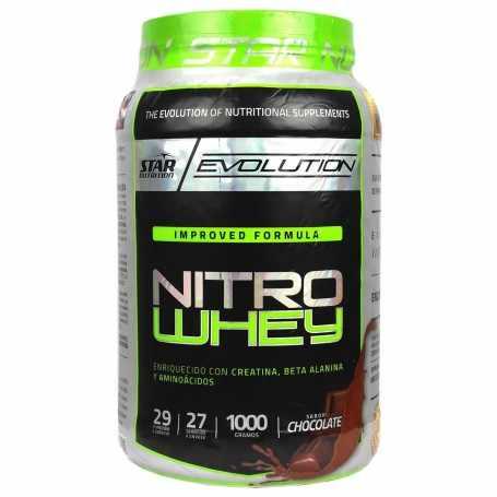 Proteína Nitro Whey de 1 kg de Star Nutrition