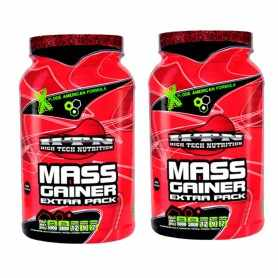 Promo x2 - Mass Gainer Extra Pack de HTN x3 kilos