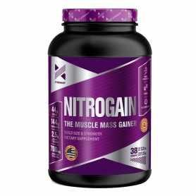 Ganador de masa muscular Nitrogain 1.5 kg Xtrenght Nutrition