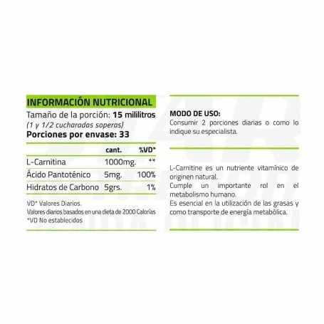 L-Arginina Pulver Generador de óxido nítrico