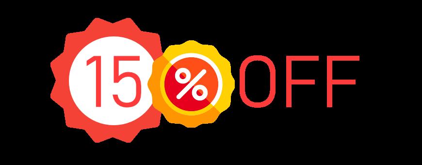 Descuentos | Ofertas con 15% de descuento | | DeMusculos.com