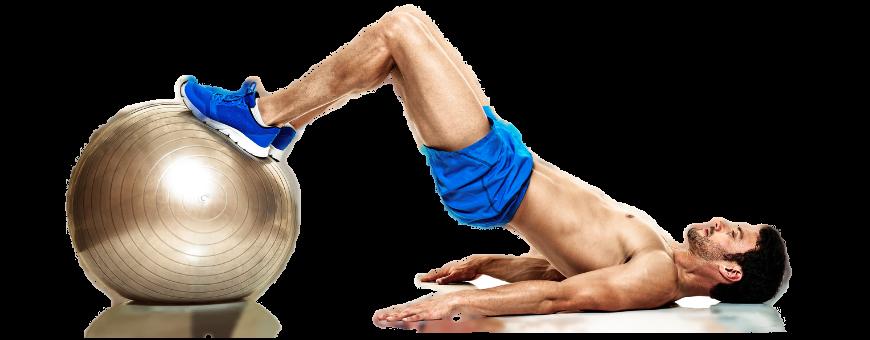 Pelotas de Entrenamiento | Fitness | Gimnasio | DeMusculos.com