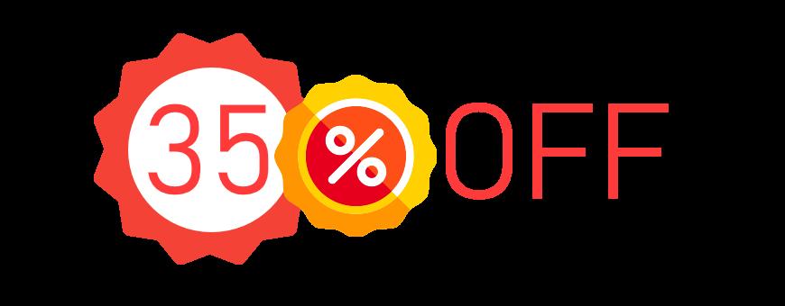 35% de Descuento